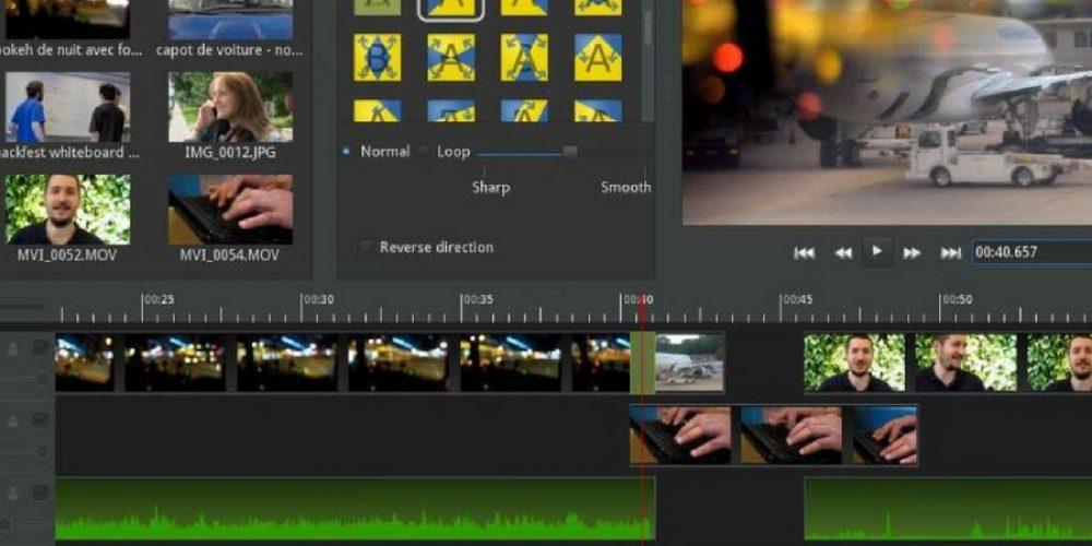 Top 6 de programas gratuitos para editar vídeos