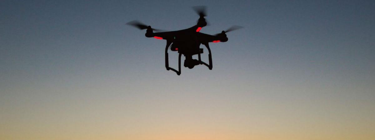 Como pilotar un dron